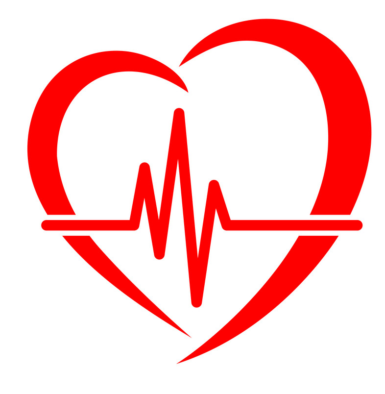 Heartbeat clipart 3
