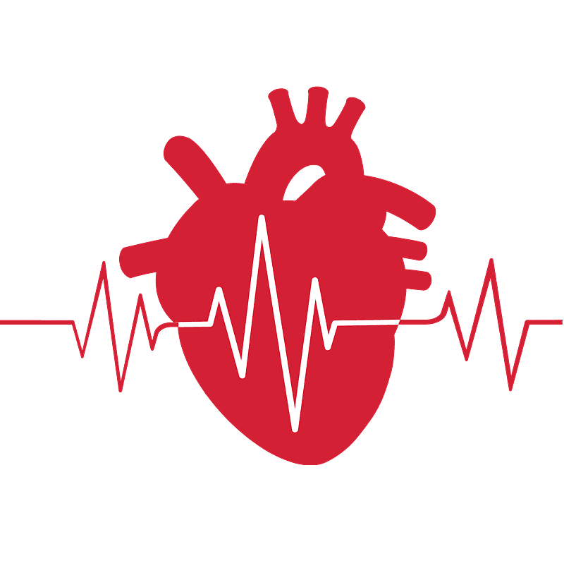 Heartbeat clipart 8