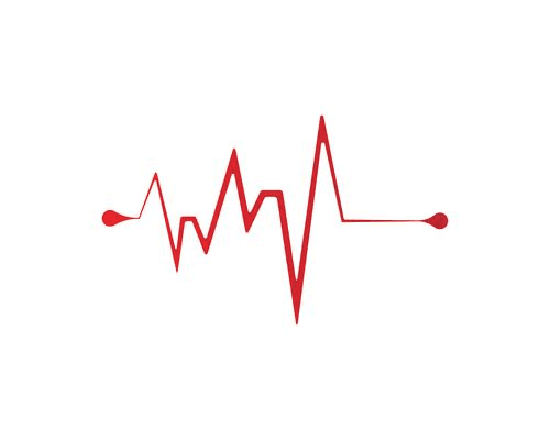 Heartbeat clipart free 4