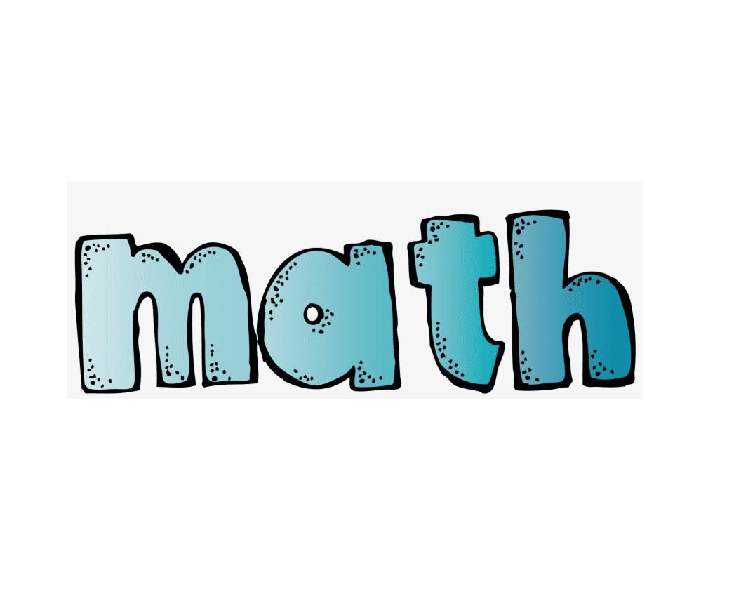 Melonheadz Math clipart 2