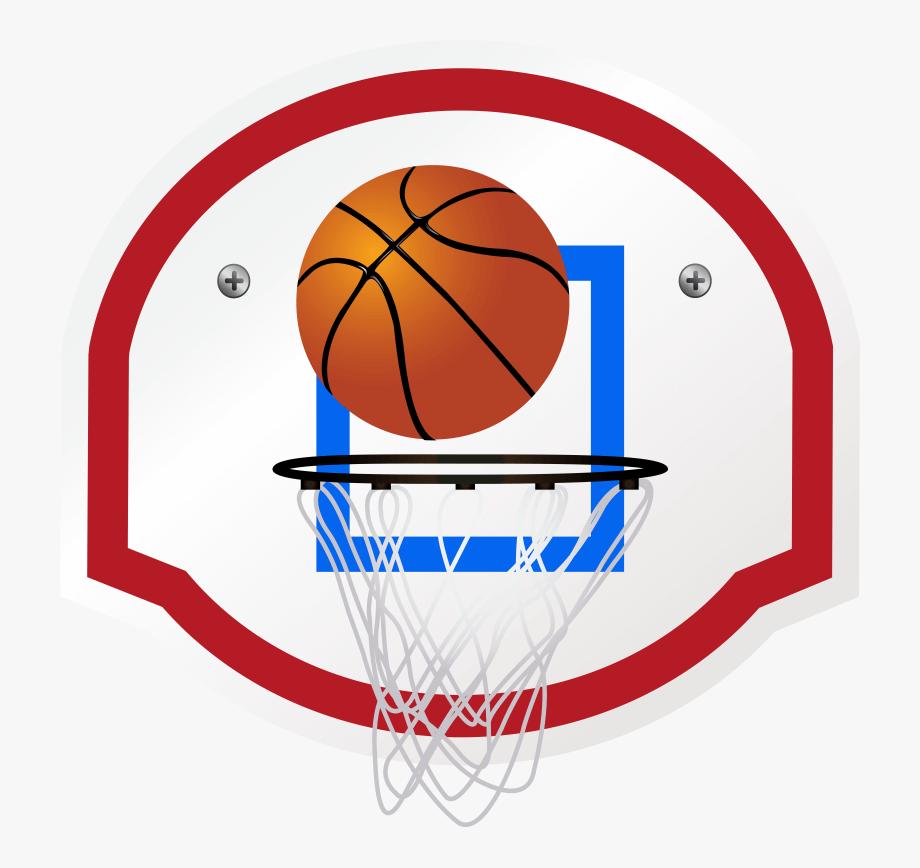 Nice Basketball Hoop clipart