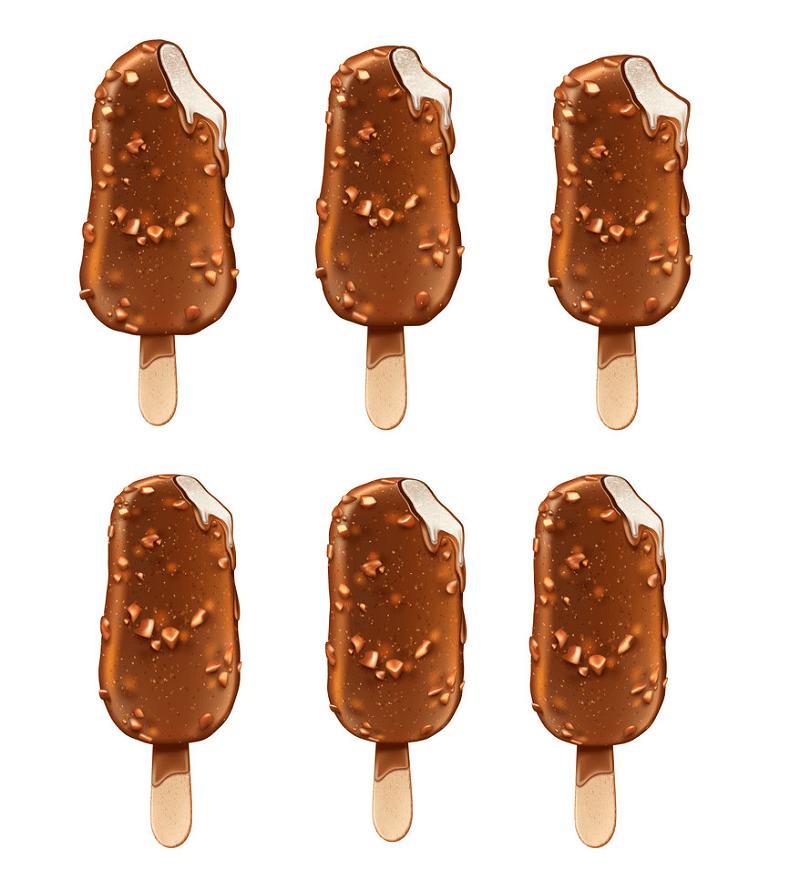 Popsicle Sticks clipart