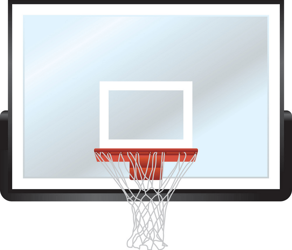 Sport Basketball Hoop clipart