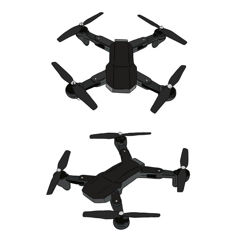 Drone Clipart