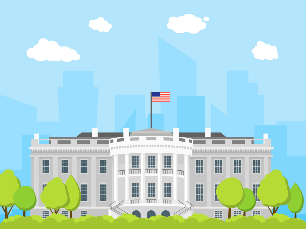 White House clipart png