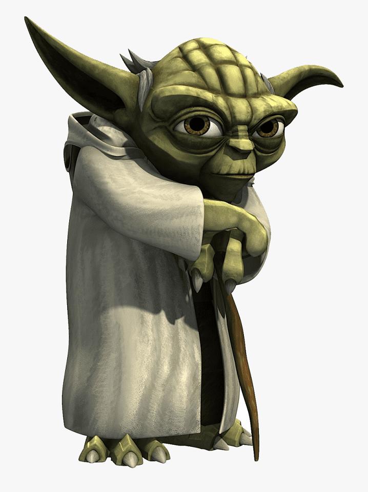 Yoda clipart 5