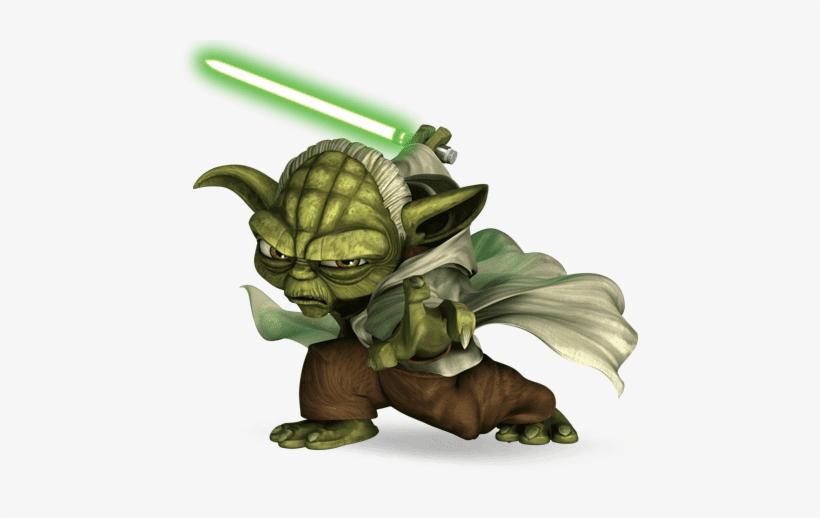 Yoda clipart 7