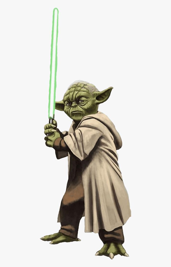 Yoda clipart free