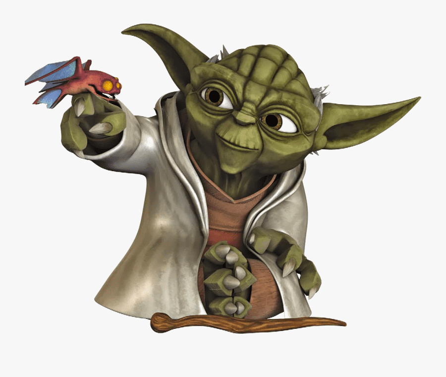 Yoda clipart png