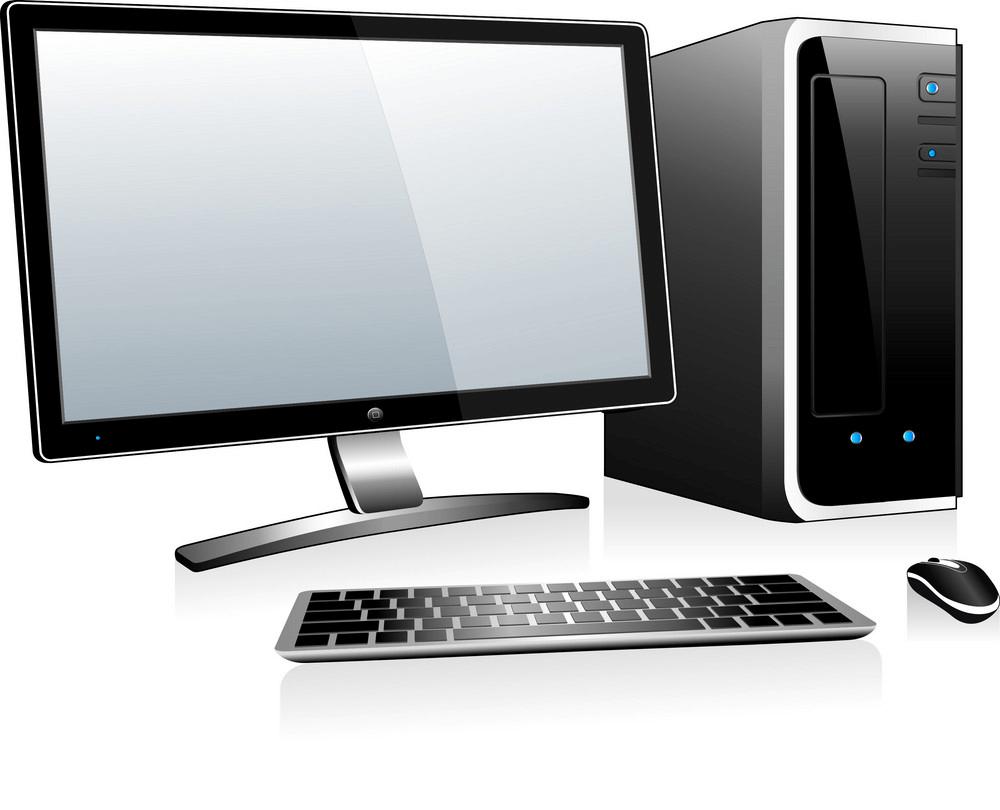 3D Computer clipart