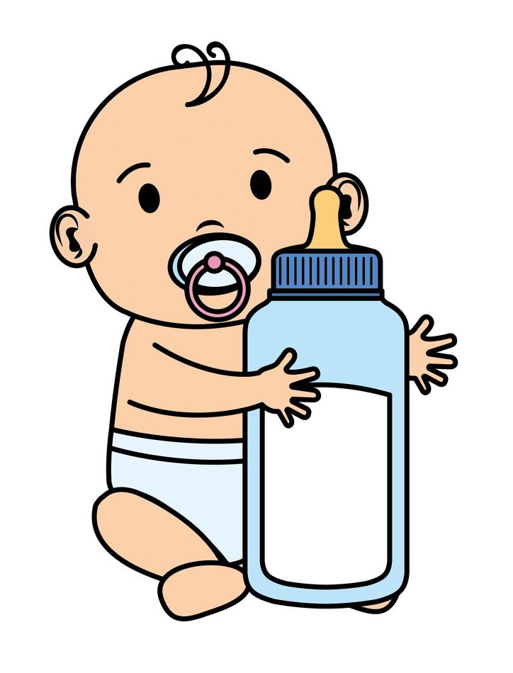 Baby Boy clipart 2