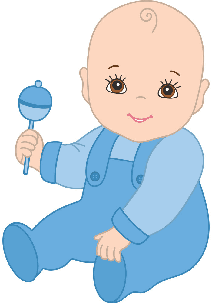 Baby Boy clipart free