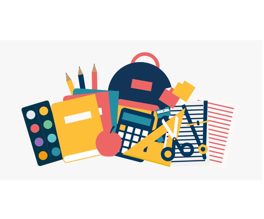 Back to School Supplies clipart 5