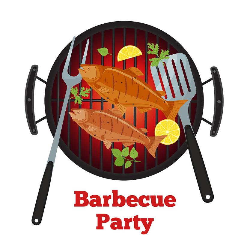 Barbecue Grill clipart 2