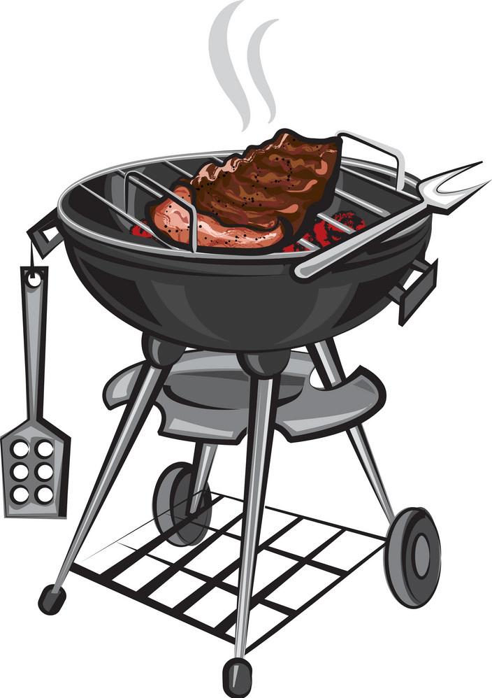 Barbecue Grill clipart 4