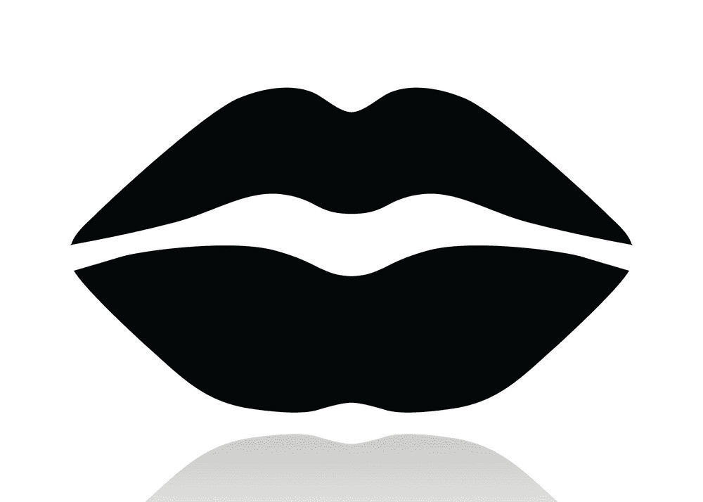 Black Lips clipart png