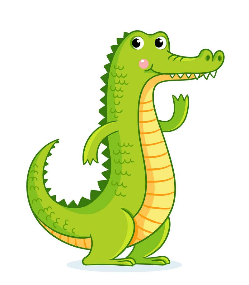 Clipart Alligator png