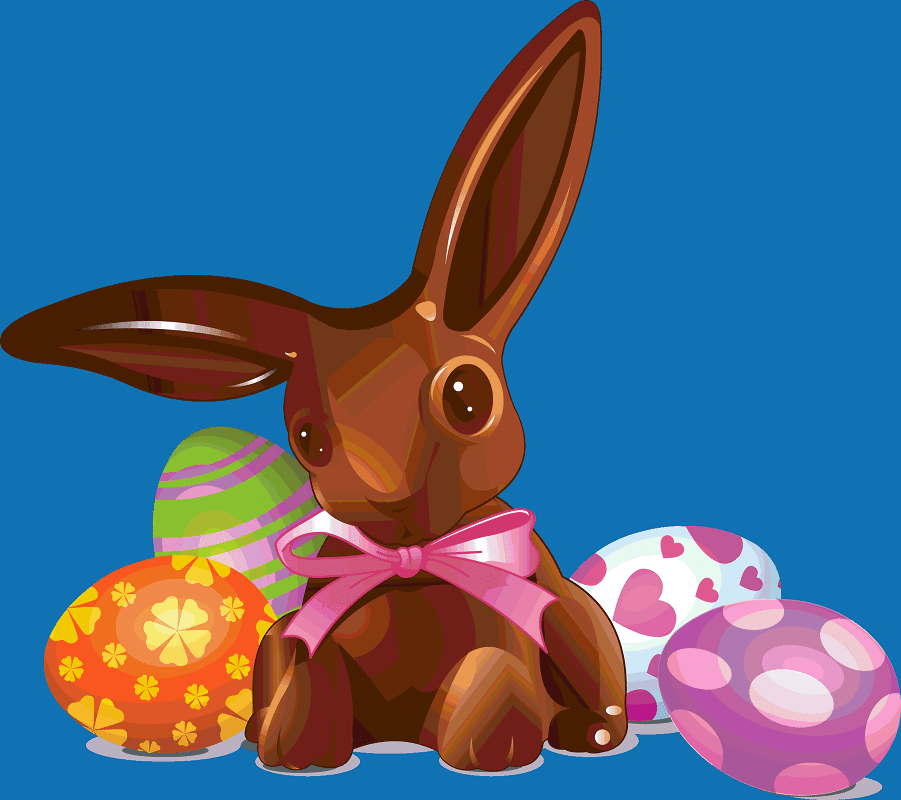 Clipart Easter Rabbit
