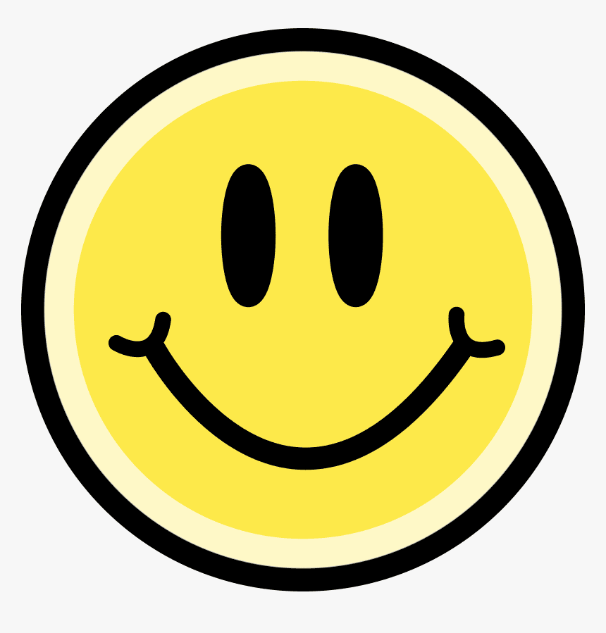 Clipart Happy Face 4