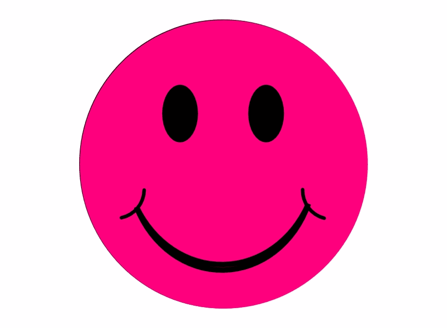 Clipart Happy Face 6
