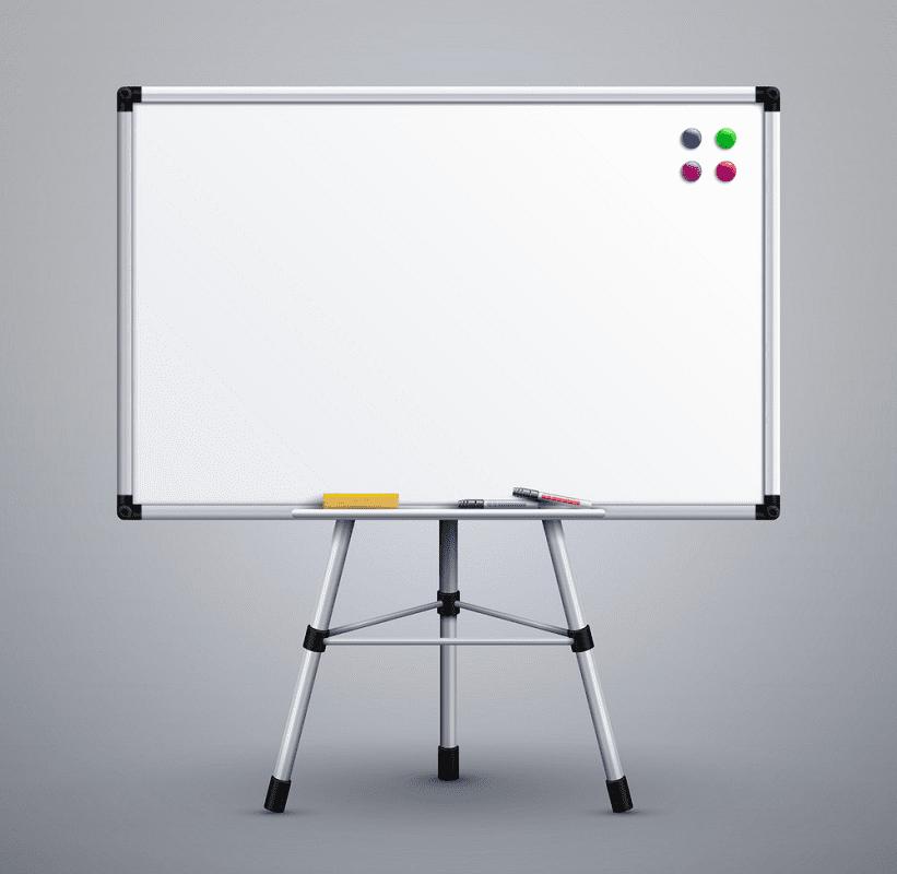 Clipart Whiteboard 8