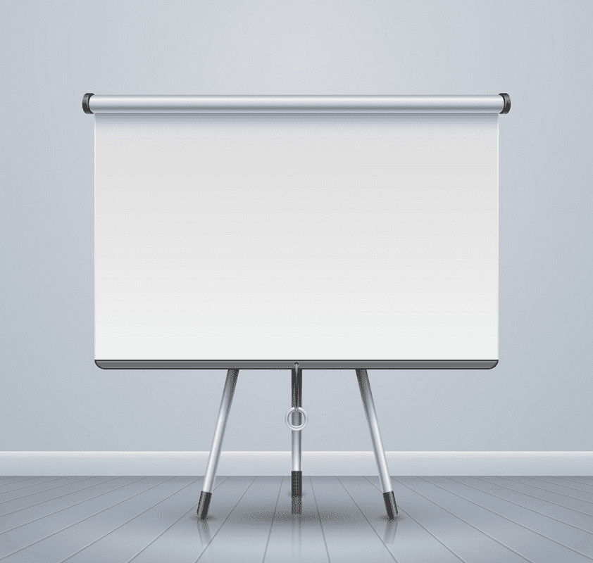 Clipart Whiteboard 9