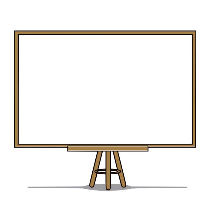 Clipart Whiteboard