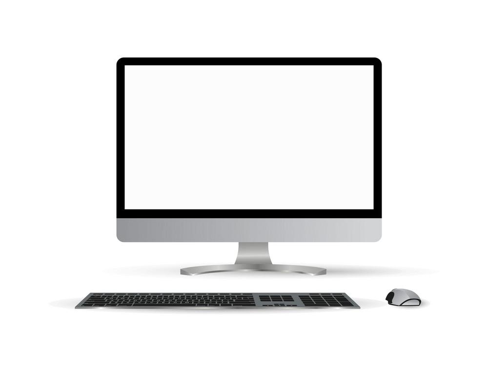 Computer clipart 1
