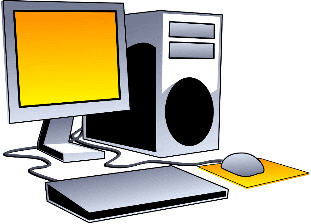 Computer clipart free