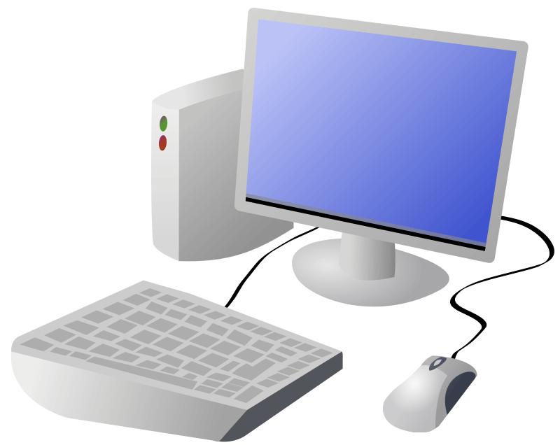 Computer clipart png