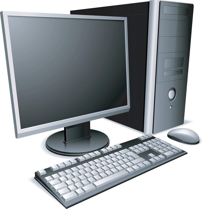Desktop Computer clipart 3