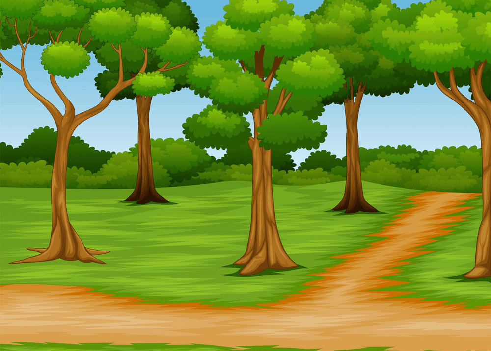 Dirt Road clipart free