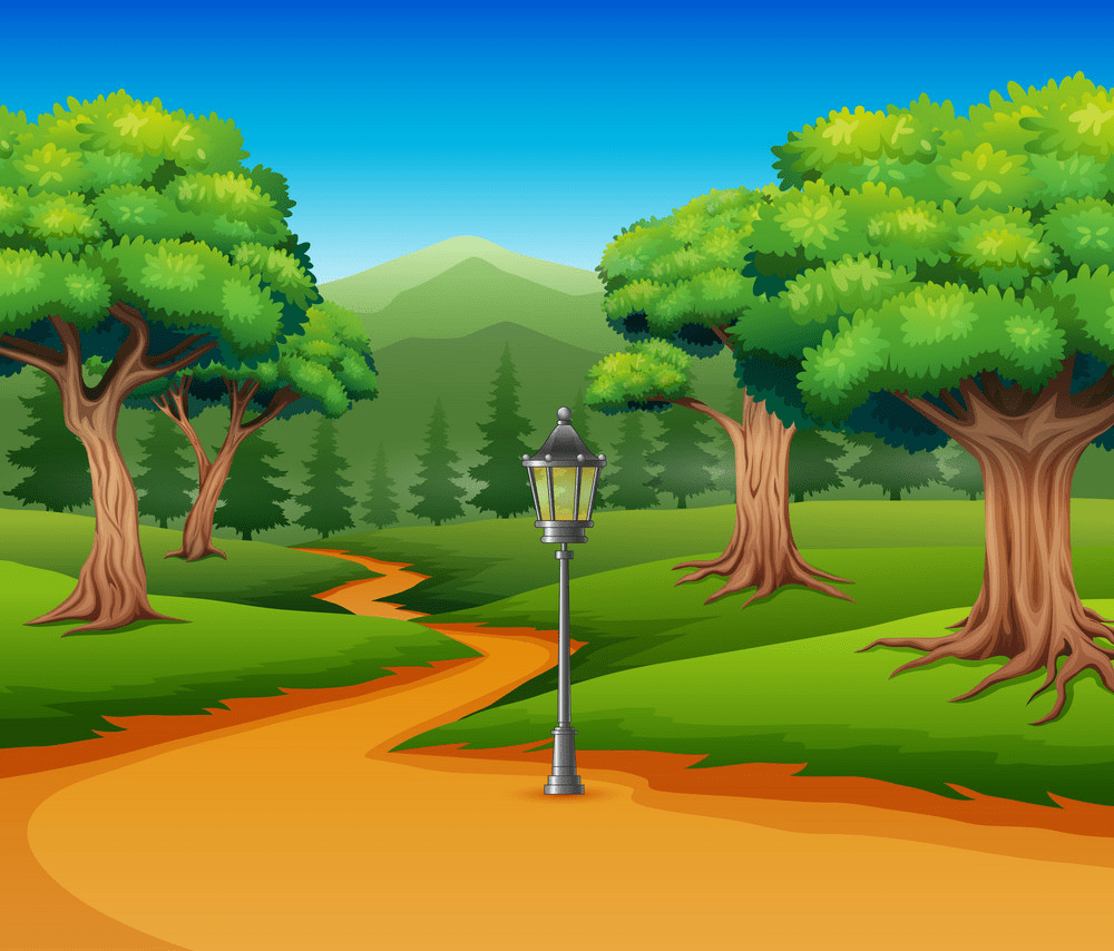Dirt Road clipart png