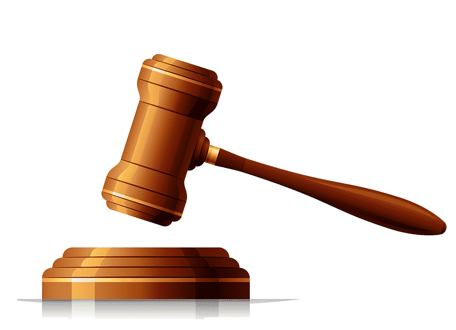 Download Clipart Gavel