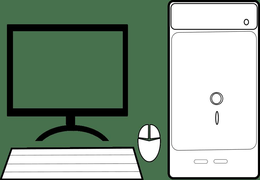 Download Computer clipart transparent