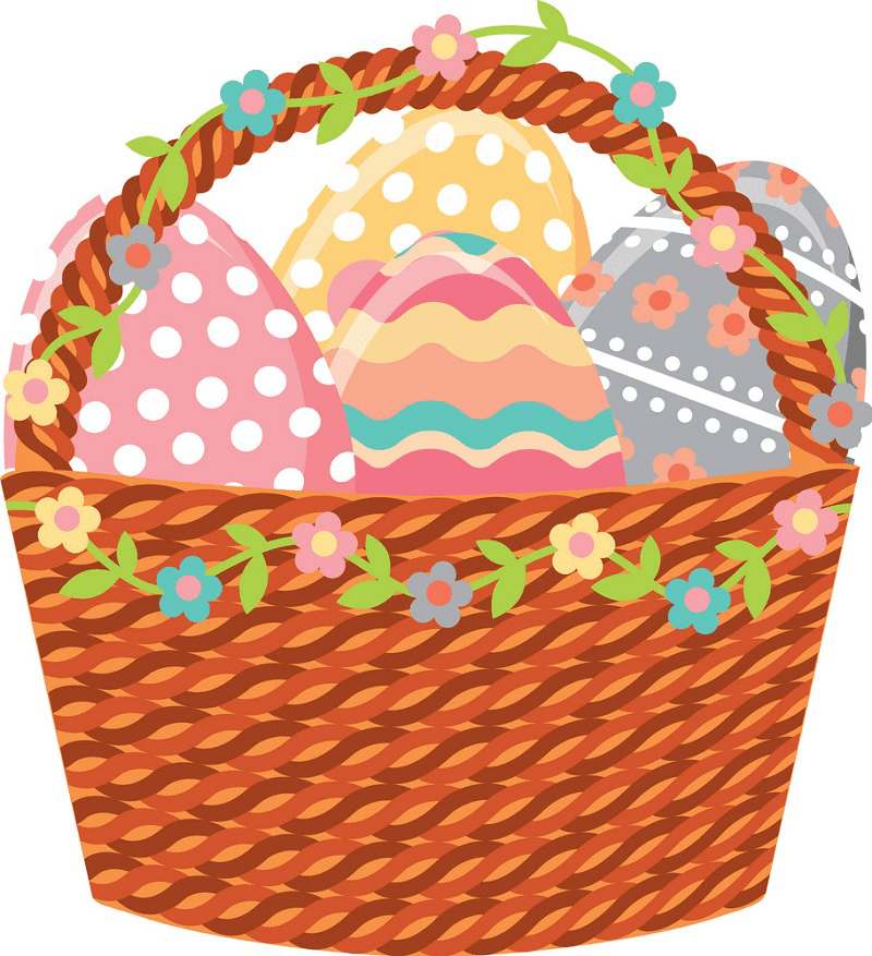 Download Easter Basket clipart
