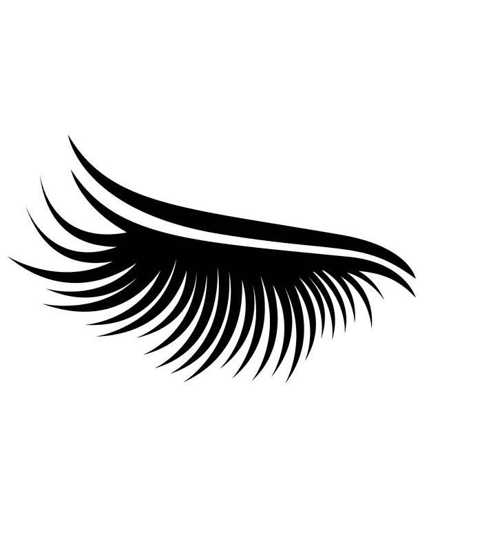 Download Eyelash clipart free
