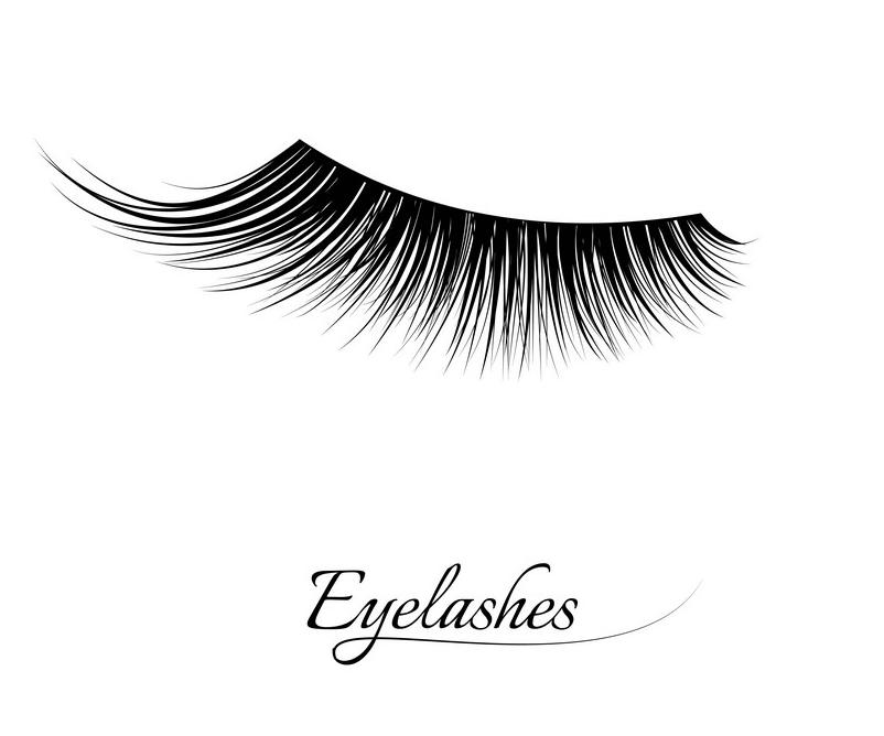 Eyelash Extensions clipart 1