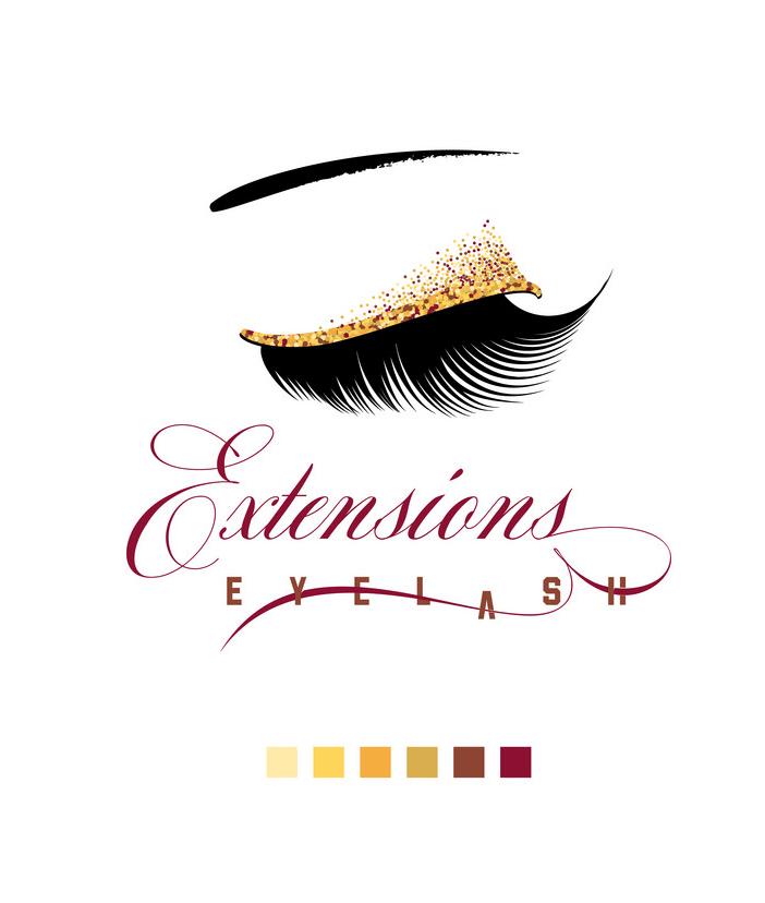 Eyelash Extensions clipart 5