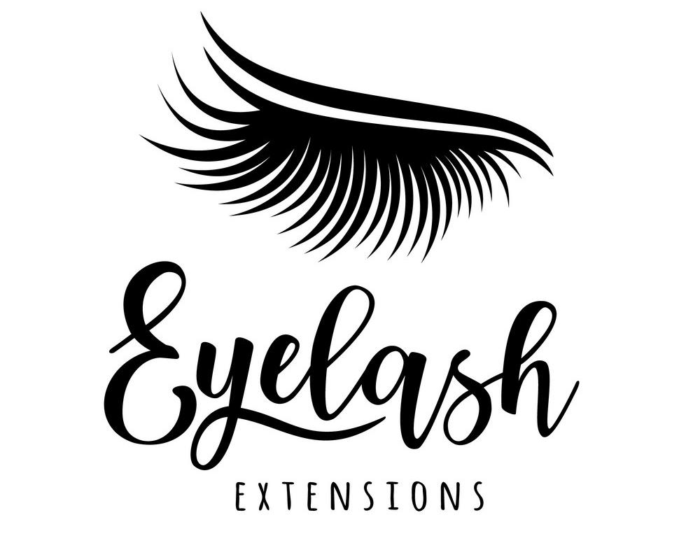 Eyelash Extensions clipart free