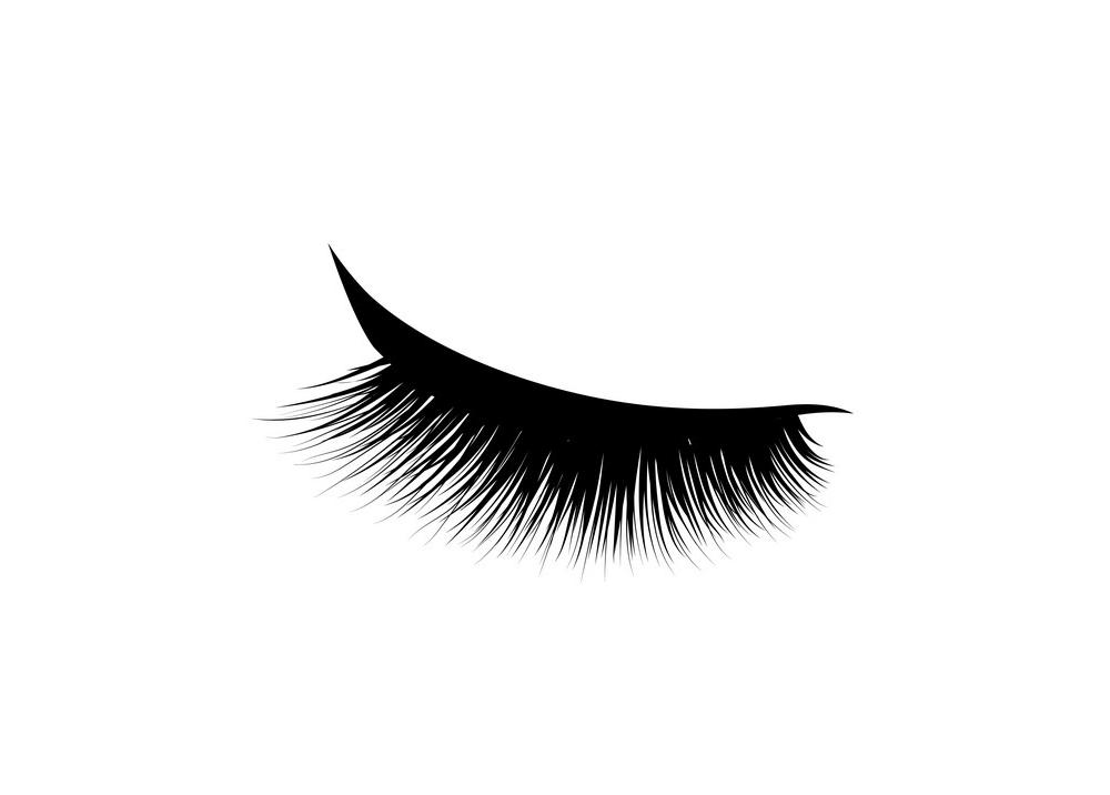 Eyelash clipart 4