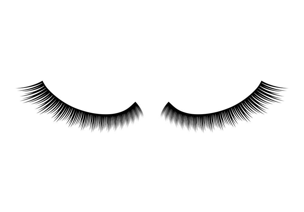 Eyelash clipart 5