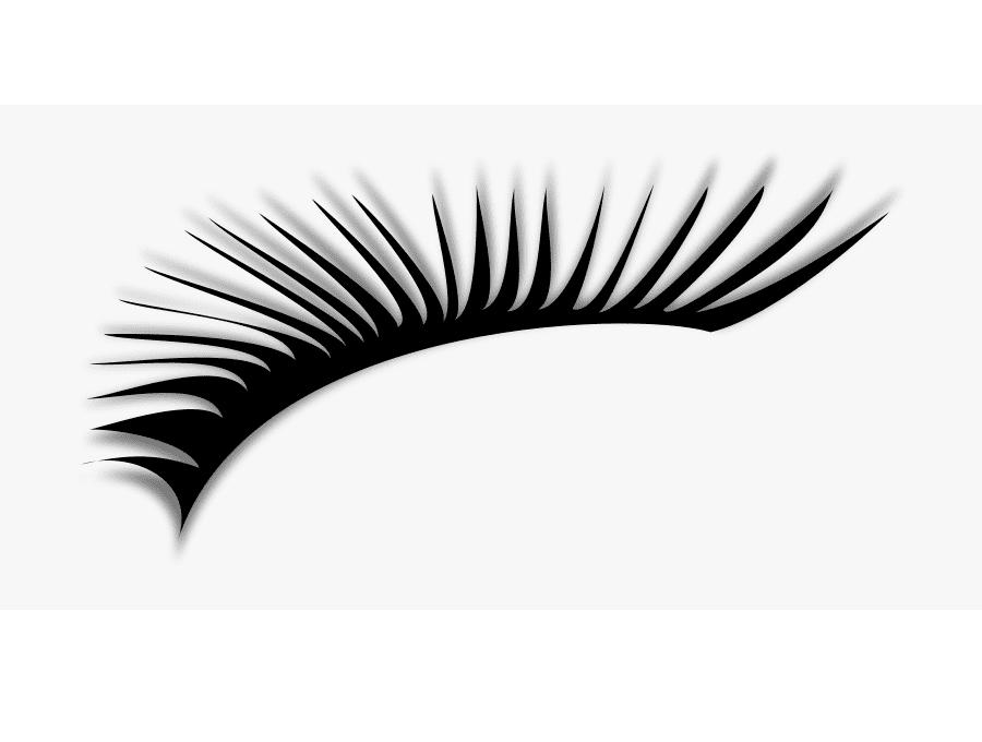 Eyelash clipart free 7
