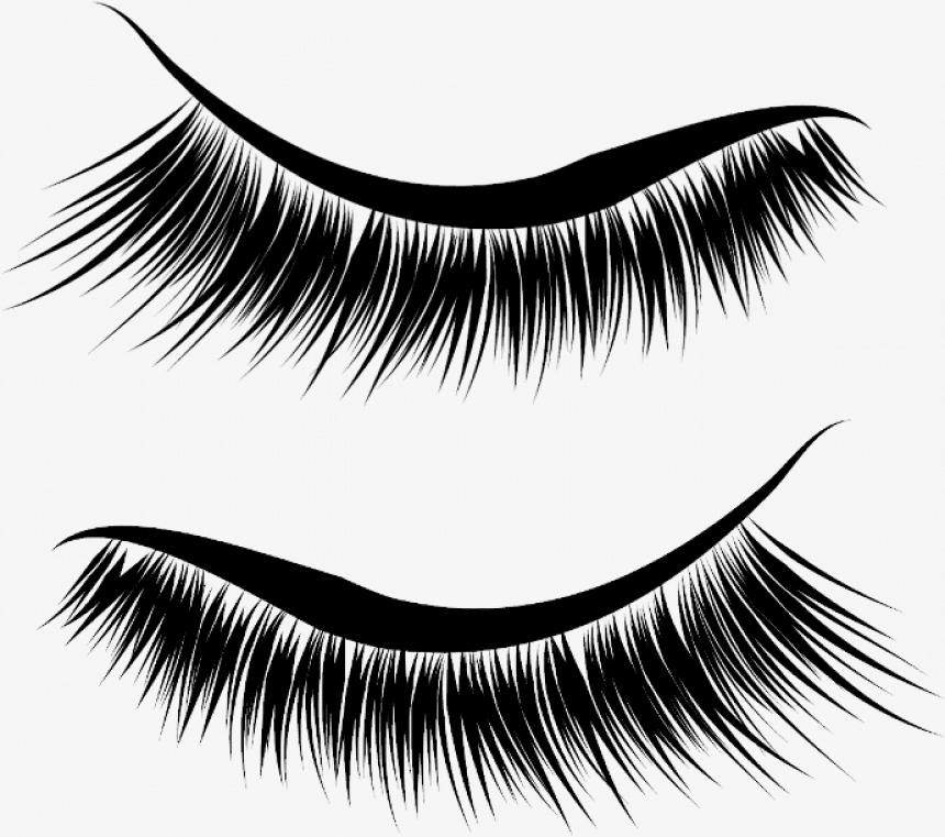 Eyelash clipart png 4