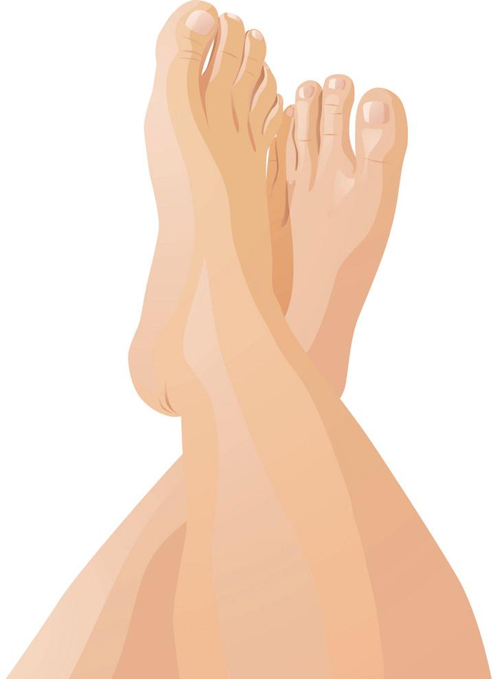 Feet clipart free