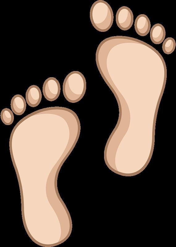 Feet clipart transparent 4