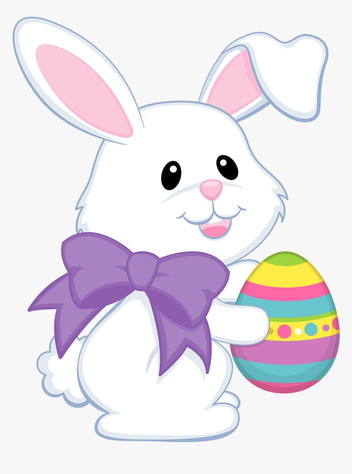 Free Clipart Easter Rabbit