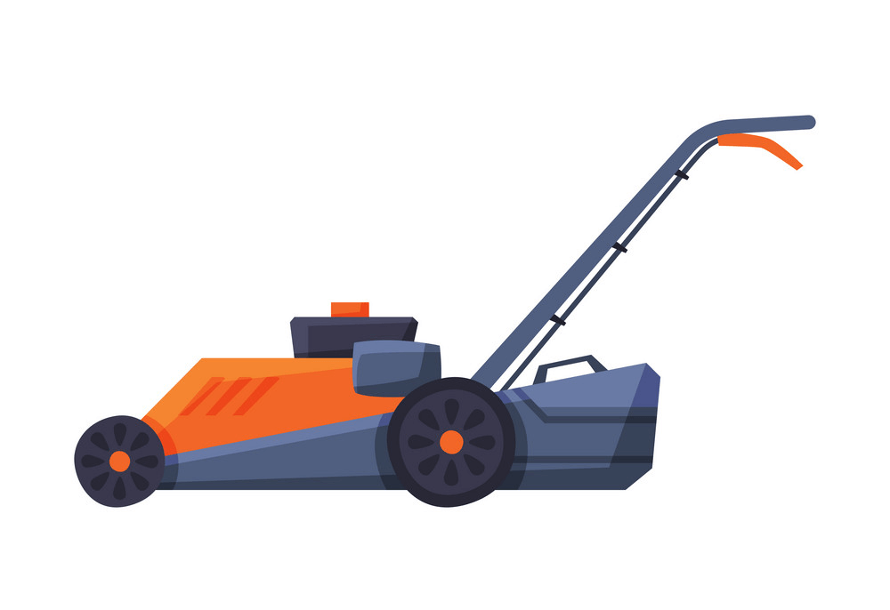 Free Lawn Mower clipart png