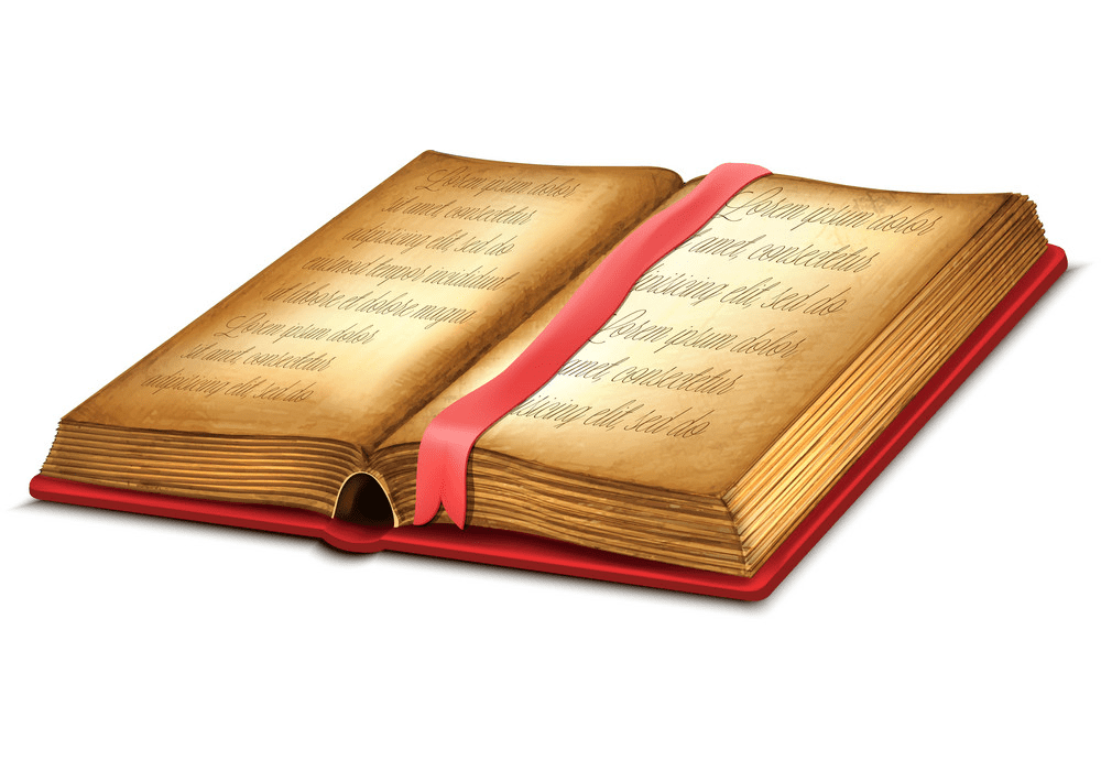 Free Open Book clipart 3