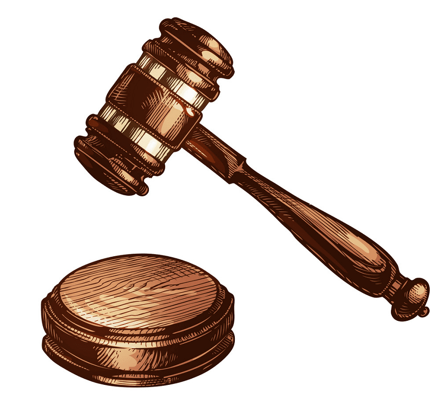 Gavel clipart png